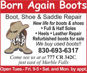 Born Again Boots