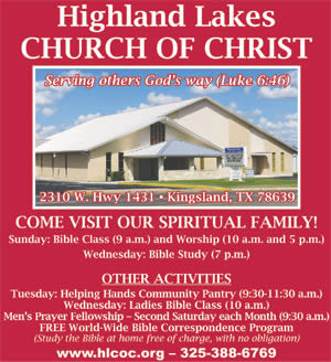 Highland Lakes Church of Christ