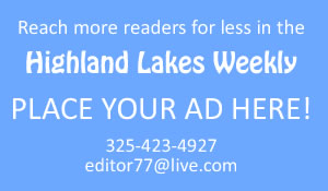 Highland Lakes Weekly