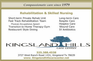 Kingsland Hills Care Center