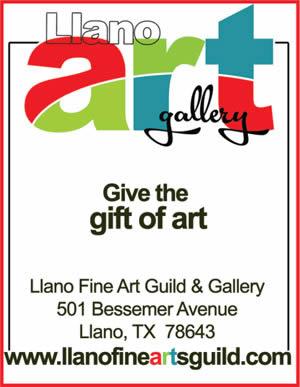Llano Art Gallery