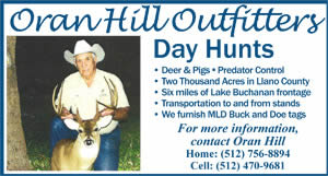 Oran Hill Outfitters