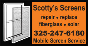 Scotty's Screens
