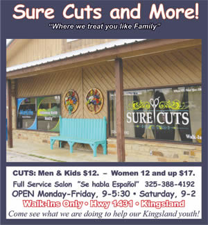 Sure Cuts and More