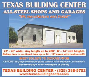 Texas Building Center