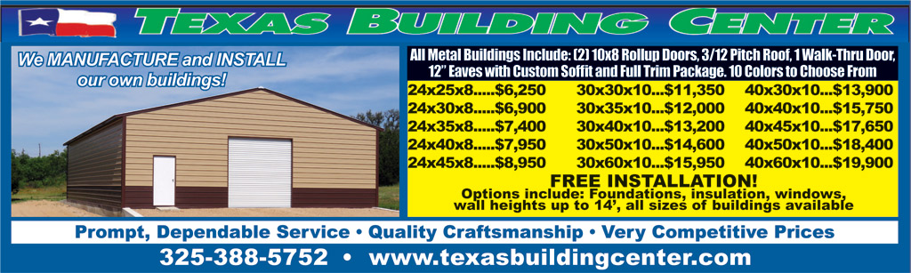 Texas Building Center